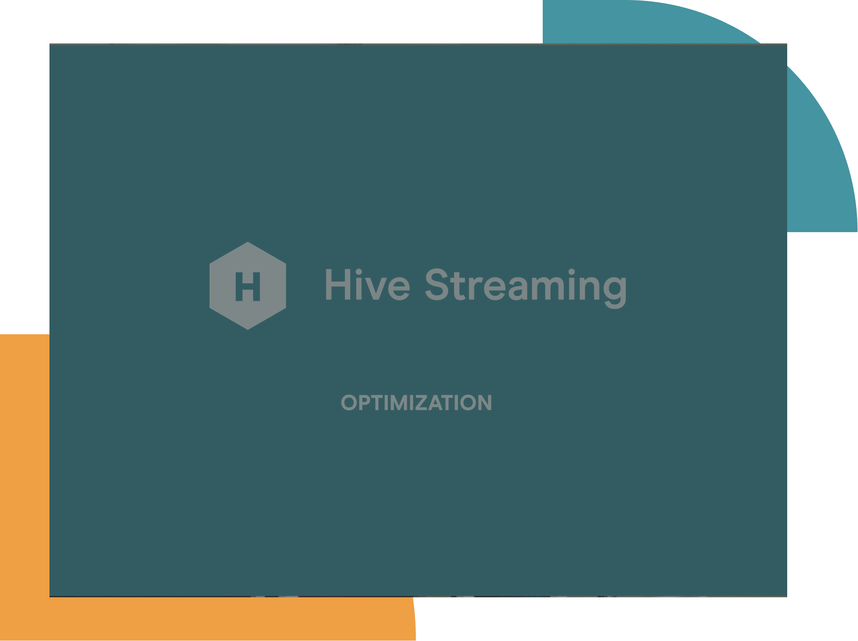 hive ecdn solution video