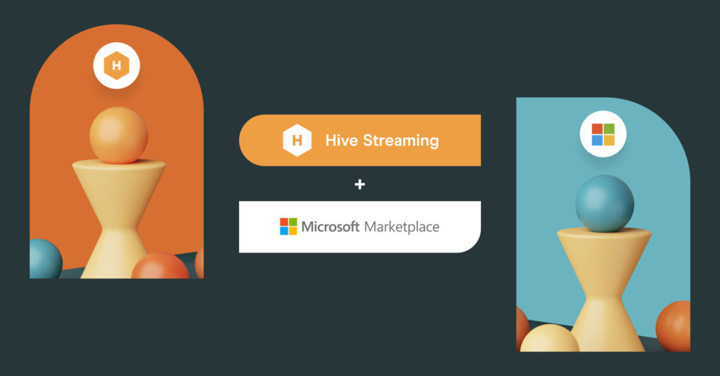 Press Release: Hive Streaming Available in the Microsoft Azure Marketplace